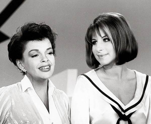 Judy and Barbra